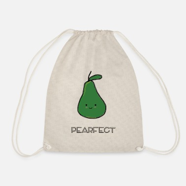 Pearfect shirt - Drawstring Bag