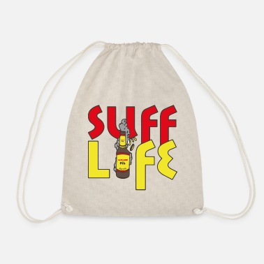 Suff Suff Live Color - Drawstring Bag