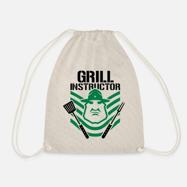 Grill Instructor GRILL INSTRUCTOR B - Sacca sportiva