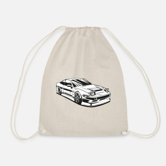 Motor Bags & Backpacks - Tuning - Drawstring Bag nature