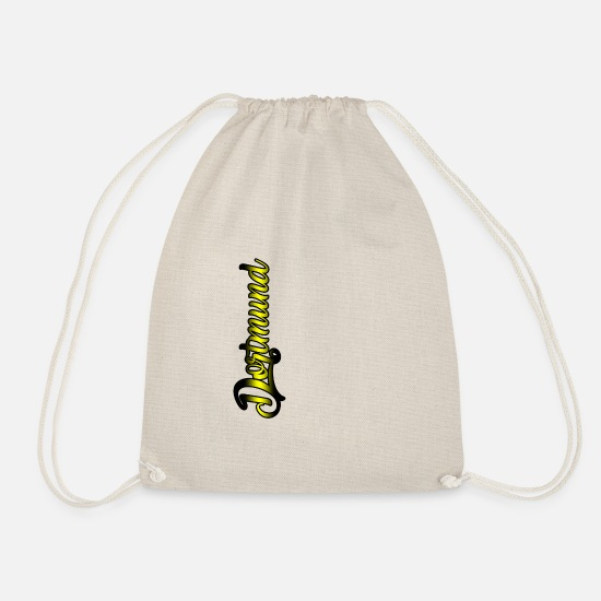 Cultural Capital Bags & Backpacks - Dortmund - Drawstring Bag nature
