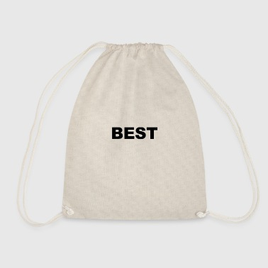 BEST I Only for the best of the best - Drawstring Bag