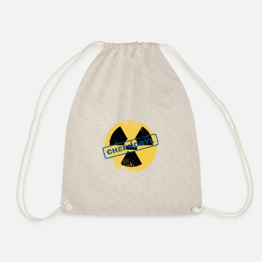 The Nuclear Disaster Of Chernobyl Chernobyl - Drawstring Bag