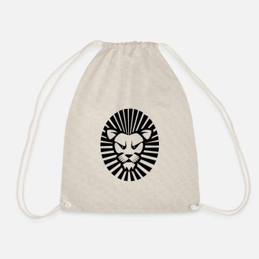 Lion Lion Lion - Drawstring Bag