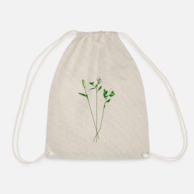 Grass grasses - Drawstring Bag