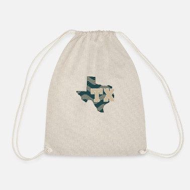 Texas Texas - Turnbeutel