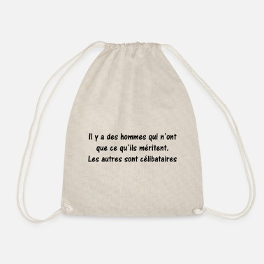 Humour citation humour - Sac à dos cordon