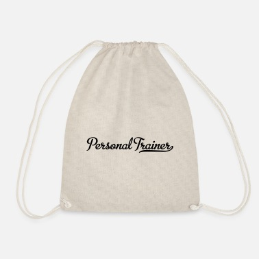 Trainer personal trainer - Drawstring Bag