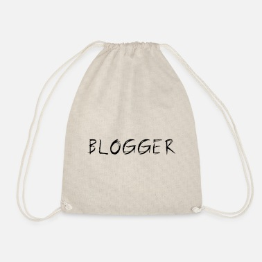 BLOGGER Bloggen Net als sociale media blog - Gymtas