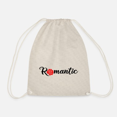Romantic Romantic - Drawstring Bag
