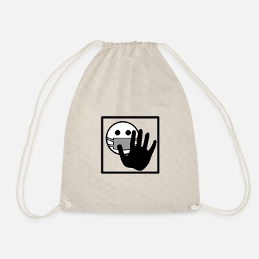 Distance Distance and distance - Drawstring Bag
