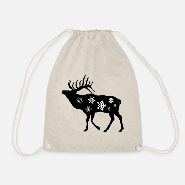 Moose Moose - Moose - Drawstring Bag