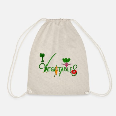 Vegetables Vegetables - vegetables - Drawstring Bag