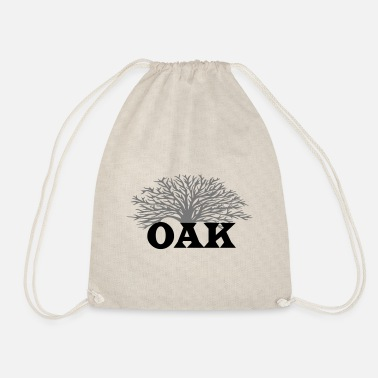 Oak OAK - Drawstring Bag