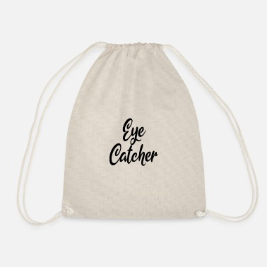 Catcher Eye catcher - Drawstring Bag