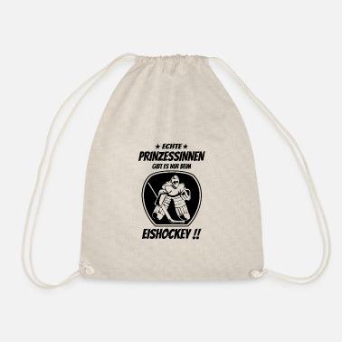 Shop Hockey Goalie Drawstring Bag Online Spreadshirt