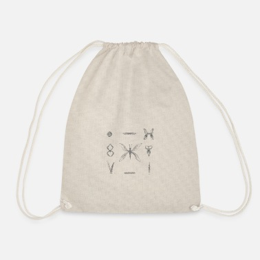 Insects insects - Drawstring Bag