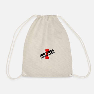 Number Number - Drawstring Bag
