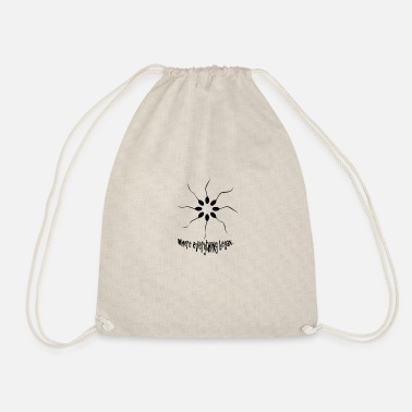 Sperm sperm - Drawstring Bag