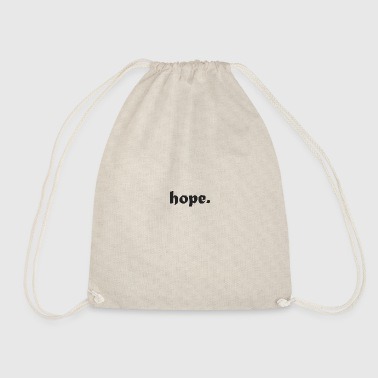hope - Turnbeutel