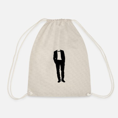 Costume Homme homme costume 1 2 - Sac à dos cordon