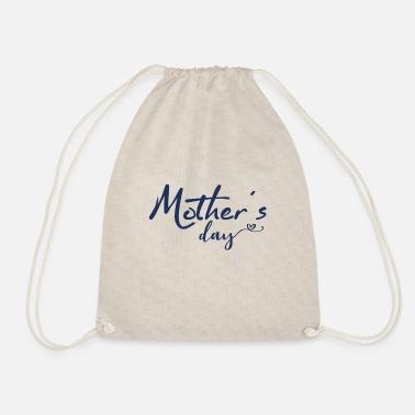Power Mother's Day - Drawstring Bag