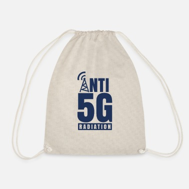 Mobile Rayonnement anti 5G - Sac à dos cordon