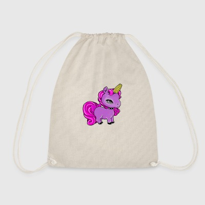 Uni (corn) - Drawstring Bag