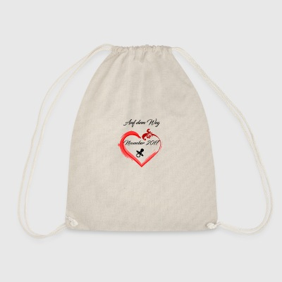 The design for parents, parenting - Drawstring Bag