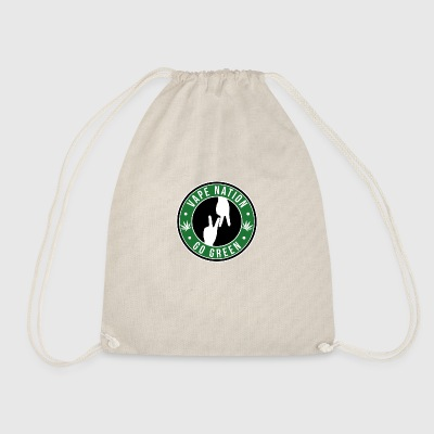 vape Nation - Drawstring Bag