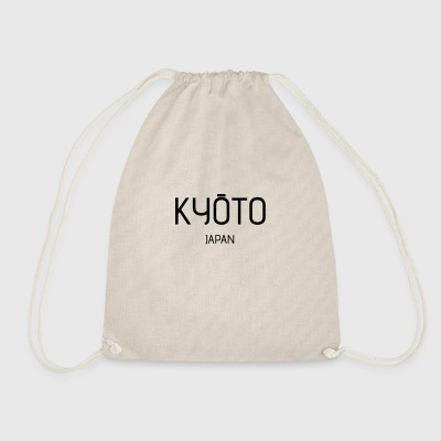 Kyoto - Drawstring Bag