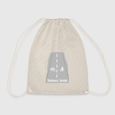 welcome to Finland - Drawstring Bag