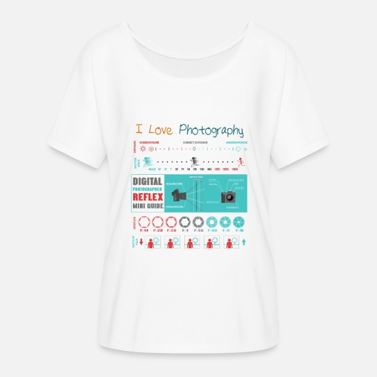 Comic T-Shirts - Photography 4 - Women's Batwing T-Shirt white