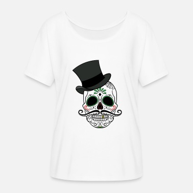Day Of The Dead Day of The Dead - Women's Batwing T-Shirt
