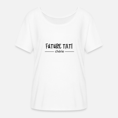 Shirt T Shirt T Femme Tati Blanc qSLUzMVGp