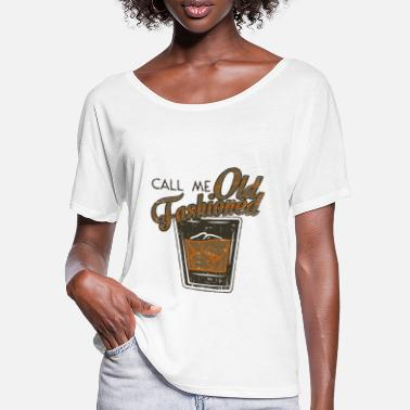 Call Call Me Old Fashioned Gift Idea - Women's Batwing T-Shirt