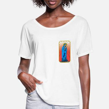 Virgin Mary Virgin Mary, Holy Mary - Women's Batwing T-Shirt