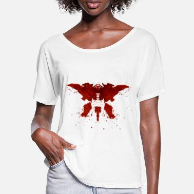 Psychology Rorschach - Women's Batwing T-Shirt