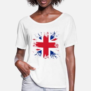 Jack Great Britain Union Jack - Women's Batwing T-Shirt