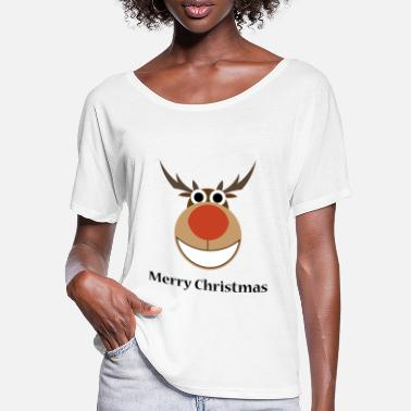 Merry Christmas - Women's Batwing T-Shirt