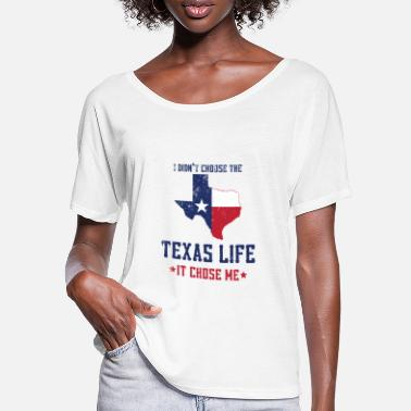 Southern States Texas America Southern States - Women's Batwing T-Shirt