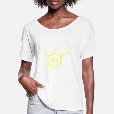 Elements chemical mama - Women's Batwing T-Shirt