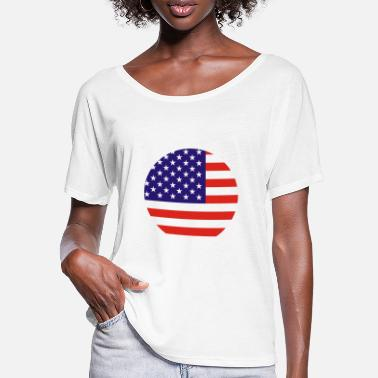 Us US - Frauen Fledermaus T-Shirt