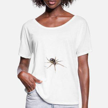 Spiders Spider - shadow - spiders - Women's Batwing T-Shirt
