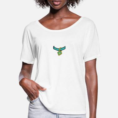 Scooby Scooby Medal - Women's Batwing T-Shirt