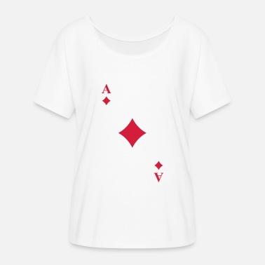 Cards Cards - Women's Batwing T-Shirt