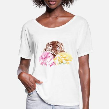 Scoop scoops - Women's Batwing T-Shirt