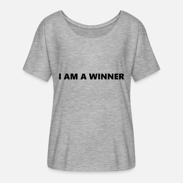 Winner Winner - Women's Batwing T-Shirt