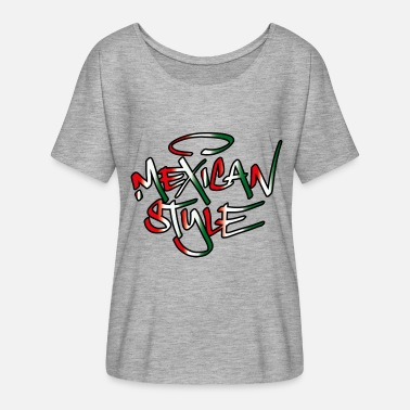 Spreadshirt Pedir Mexicano Camisetas Línea En qax1Tpvw