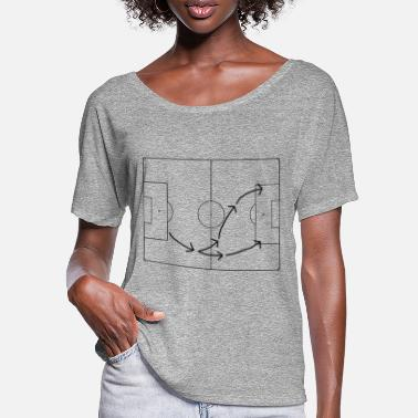 Strategie Strategie! - Frauen Fledermaus T-Shirt